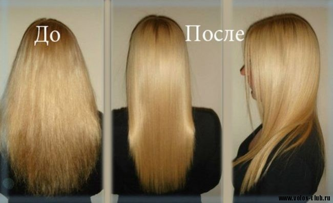 Ламинирование волос желатином в домашних условиях отзывы