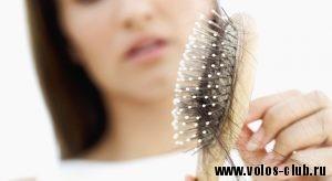Выпадение волос: причины и лечение у женщин