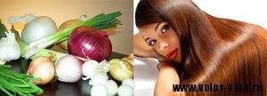 Рецепты луковой маски для волос против выпадения